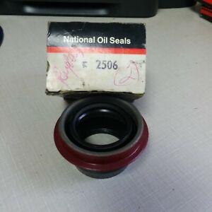 NOS Manual Trans Main Shaft Seal-Oil Seal Rear National 2506