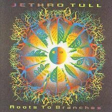 Roots to Branches; Jethro Tull 1995 CD, ADVANCE, Prog Rock, Ian Anderson, PROMO