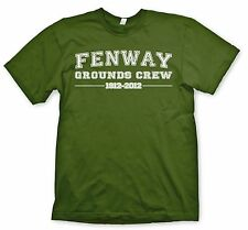 BOSTON RED SOX FENWAY GROUNDSCREW 1912 - 2012  T- SHIRT XL BRAND NEW 23 X 26