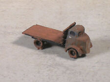 N Scale 1948 Rusted Out GMC Flat Bed Truck