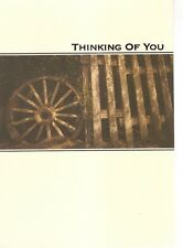 """Greeting Card - Thinking of You - """"THINKING OF YOU"""" - by Pacific Graphics!"""