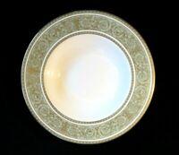 Beautiful Royal Doulton English Renaissance Rimmed Soup Bowl