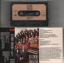 ZUCCHERO musicassetta originale STAMPA ITALIANA Blues 1987