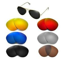 WL Replacemen​t Lenses 4 Ray-Ban Aviator Large Metal RB3025 62mm -Multi Options