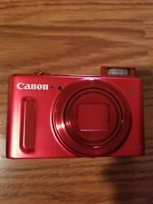 canon camera 18x optical zoom sx610 hs