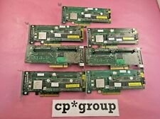 LOT OF 7 HP Smart Array P400 512MB Low Profile SAS Raid Controller 447029-001