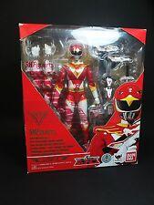 POWER RANGERS S.H. Figuarts Choujin Sentai Jetman Red Hawk Action Figure Bandai