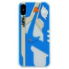 iPhone Case Air Jordan 1 x Off-White Blue | iPhone 11 hoesje