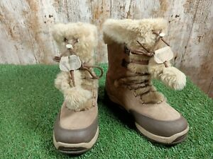 Hi-Tec St Moritz 200 Womens Hiking Walking Thinsulate Snow Winter Boots UK 5