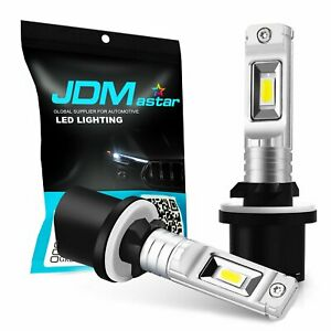 JDM ASTAR 2x LED 880 H27 881 885 893 886 3000K Golden Yellow Fog Light Kit Bulbs