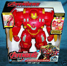 MARVEL IRON MAN HULKBUSTER INTERACTIVE HULK BUSTER AVENGERS AGE ULTRON LEGENDS
