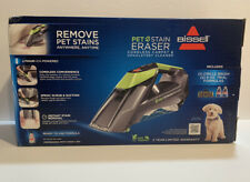 Bissel Pet Stain Eraser – Model 2003- GREEN- New In Box! Free Shipping!