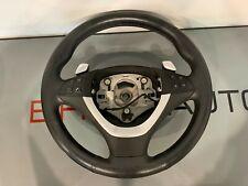 BMW X5 X6 E70 E71 LEATHER STEERING WHEEL PADDLE SHIFT 6786704