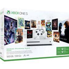 Microsoft ZQ9-00342 Xbox One S 500GB Console - Starter Bundle