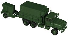 1/87 Roco/MiniTanks 5179 -  US M923 Truck with Signal Shelter - Model Kit