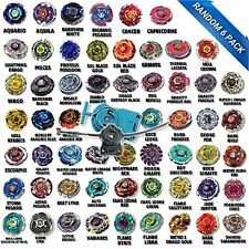 Beyblade Ultimate Battle Pack Comes with 6 Random Beyblades and Fully Equipped &