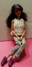 Barbie Fashionistas Articulated Jointed Swappin' Sassy Teresa, 2010 by Mattel