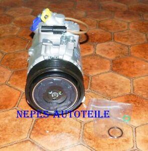 1 x VAN WEZEL 0600K492 Klimakompressor BMW 1 (F20) 3 (F34) 4 (F36) X3, X4 (F26)