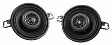 "Pair MB QUART FKB108 3.5"" 140 Watt Car Audio Coaxial Speakers"