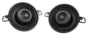 "Pair MB QUART FKB108 3.5"" 140 Watt Car Audio Coaxial Speakers"