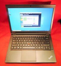"LENOVO THINKPAD T440P 20AW 23JY00 14"" I5-4300M 4GB 500GB HDD FPR SCR W10P - SUNS"