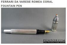 FERRARI DA VARESE ROMEA CORAL FOUNTAIN PEN