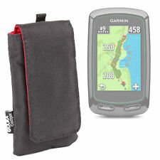 Nylon Black Hard-Wearing Case / Sleeve For Garmin Approach G6 Satnav