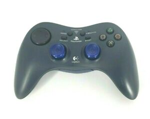 Logitech G-RA4B Cordless Action Controller Sony PlayStation 2 PS2 - No Receiver!