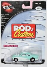 HOT WHEELS 100% ROD & CUSTOM MAGAZINE SHOE BOX #2/4