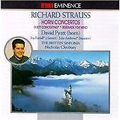 Richard Strauss - Strauss: Horn Concertos (1995)