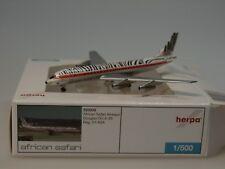 Herpa Wings Douglas dc-8-30 African Safari Airways - 523233 - 1:500, Club-modelo