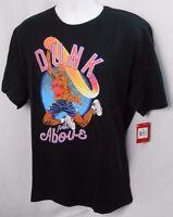 Men's NIKE Jordan Dunk From Above T-Shirt Size 3XL Jumpman Logo NWT Black XXXL