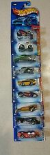 hot wheels 2004 first editions lot