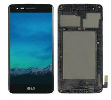 For LG Aristo M210 MS210 LV3 K8 2017 LCD Display Touch Screen Digitizer +Frame