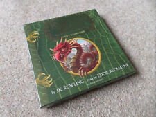 Fantastic Beasts and Where to Find Them by J. K. Rowling (CD-Audio, 2017)
