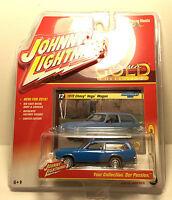 A.S.S NEU JOHNNY LIGHTNING 1/64 1972 CHEVY VEGA WAGON CLASSIC GOLD JLCG002-12
