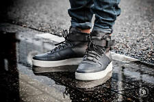 Nike Special Field SF 1 Mid Air Force | Grigio Scuro Sneaker Uomo Stivali UK 7.5