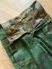 Vintage Ranger Reversible Camo Pants New Vietnam 60's-70's Lg Hunting 36x31 Nos
