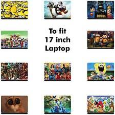 Piel de vinilo Laptop 17 in (approx. 43.18 cm) Toon/Calcomanía/Pegatina/Cubierta-somestuff 247-LP10