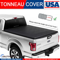 2015-2020 Ford F-150 Assemble Lock Soft Tri-Fold TONNEAU COVER  8FT Bed