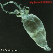 DOG FACED HERMANS THOSE DEEP BUDS ALTERNATIVE TENTACLES RECORDS VINYLE NEUF NEW