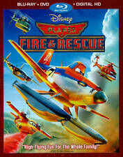 Planes Fire and Rescue (2-Disc Blu-ray C Blu-ray