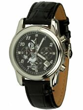 Disney Uhren Quarzuhr Chronograph mit Donald Duck Motiv Unisexuhr Ø 40mm
