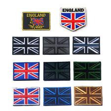 BRITAIN NATIONAL FLAG SEW EMBROIDERED TRIM PATCH UK SHOULDER FLASH BADGE UK