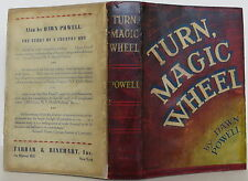 DAWN POWELL Turn, Magic Wheel FIRST EDITION
