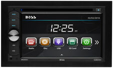"Boss Audio BV9341 Double-Din Car DVD/CD/MP3 USB SD AUX Player 6.2"" Touch Monitor"