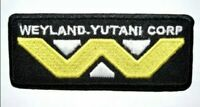 Alien Weyland-Yutani Corp Embroidered Iron on Sew on Patch lv288