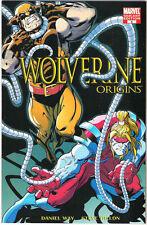 WOLVERINE ORIGINS #6 VARIANT COVER / DANIEL WAY / STEVE DILLON MARVEL COMICS