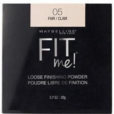 MAYBELLINE - Fit Me Loose Finishing Powder, Fair - 0.7 oz. (20 g)