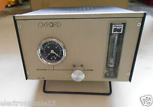OXFORD VC30 CRYOSTAT  PUMP VACUUM TEST SET
